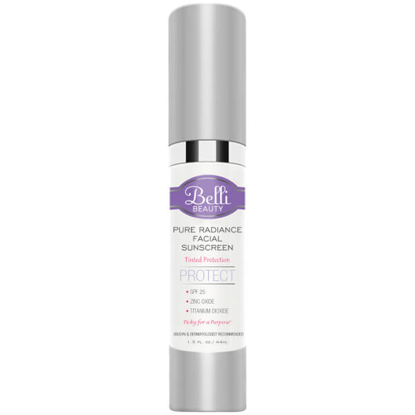 Belli Beauty Pure Radiance Facial Sunscreen