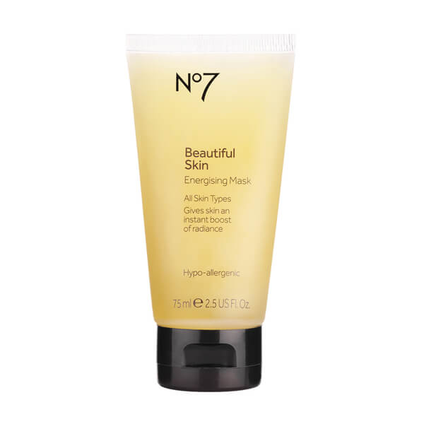 Boots No.7 Beautiful Skin Energising Mask