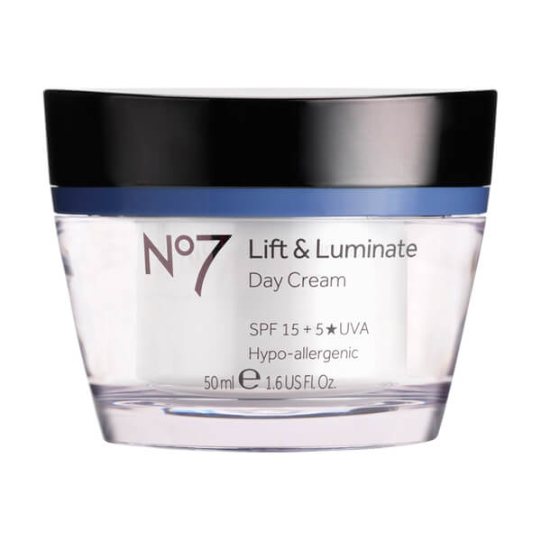 Boots No.7 Lift and Luminate Day Cream SPF 15