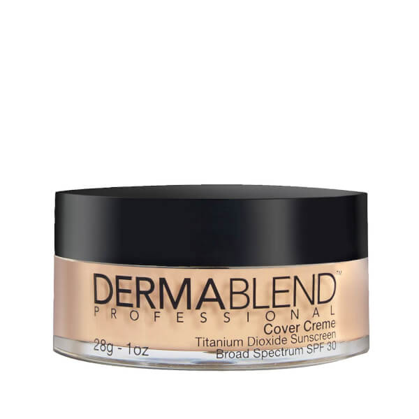 Dermablend Cover Creme - Pale Ivory