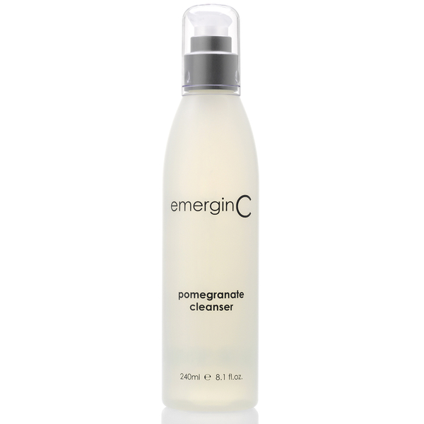 EmerginC Pomegranate Gel Cleanser