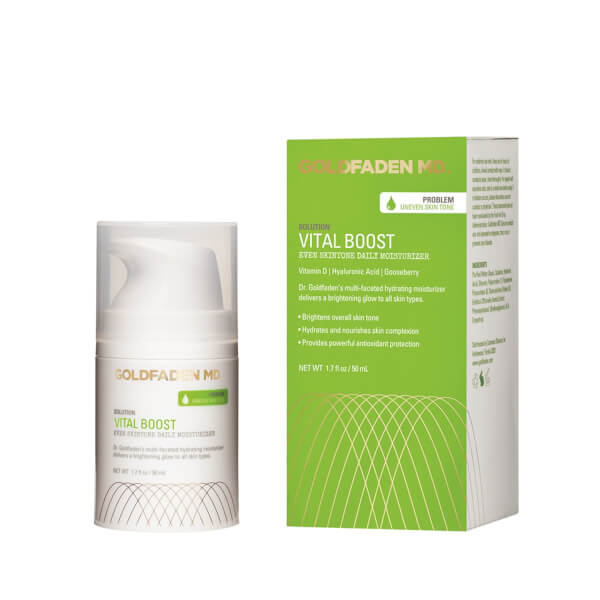 Goldfaden MD Vital Boost Even Skintone Daily Moisturizer
