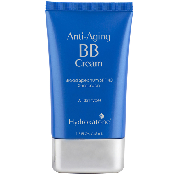 Hydroxatone Anti-Aging BB Cream Broad Spectrum SPF 40 - Light