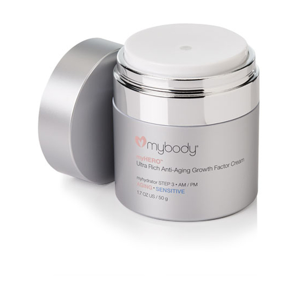 mybody MyHero Ultra Rich Anti-Aging Growth Factor Cream