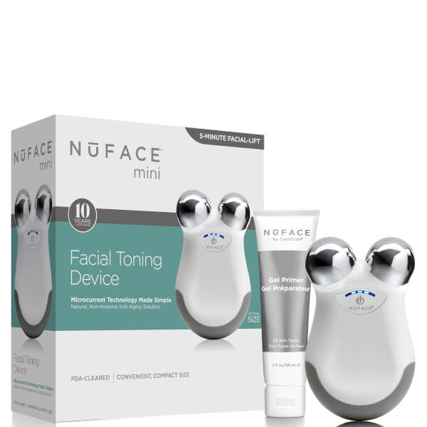 SKINSTORE SPECIAL! 20% NUFACE FACIAL TONING SETS + FREE GIFT WORTH $45!