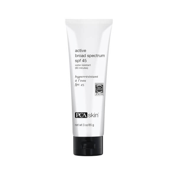 PCA SKIN Active Broad Spectrum SPF 45 - Water Resistant