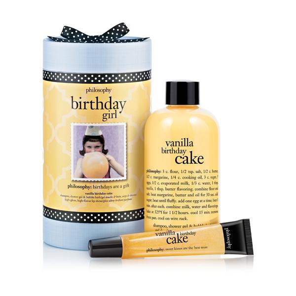Philosophy Birthday Girl Set