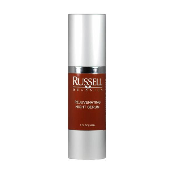 Russell Organics Rejuvenating Night Serum 30ml