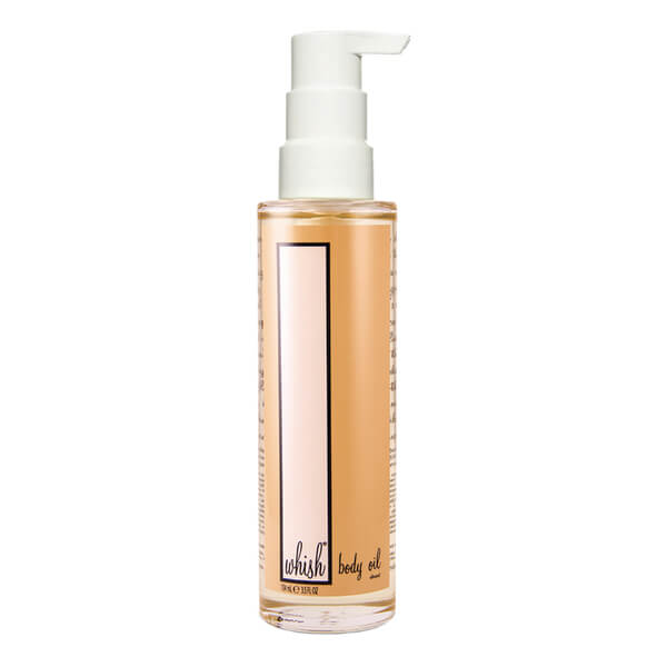 Whish Three Wishes Body Oil - Almond