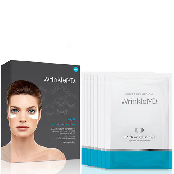WrinkleMD Eye HA Infusion Patches
