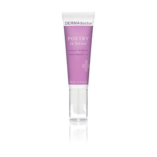 DERMAdoctor Poetry in Lotion Intensive 1% Retinol