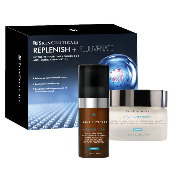 SkinCeuticals Replenish and Rejuvenate Set