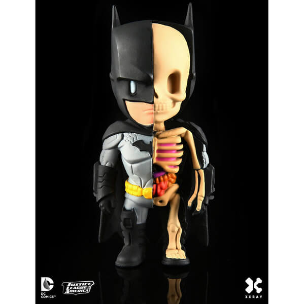 DC Comics XXRAY Figure Wave 1 Batman 10 cm