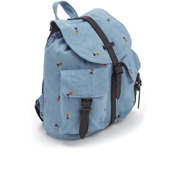 ff00eea0b378 Herschel Supply Co. Women s Dawson Disney Backpack - Denim Black Poly   Image 3