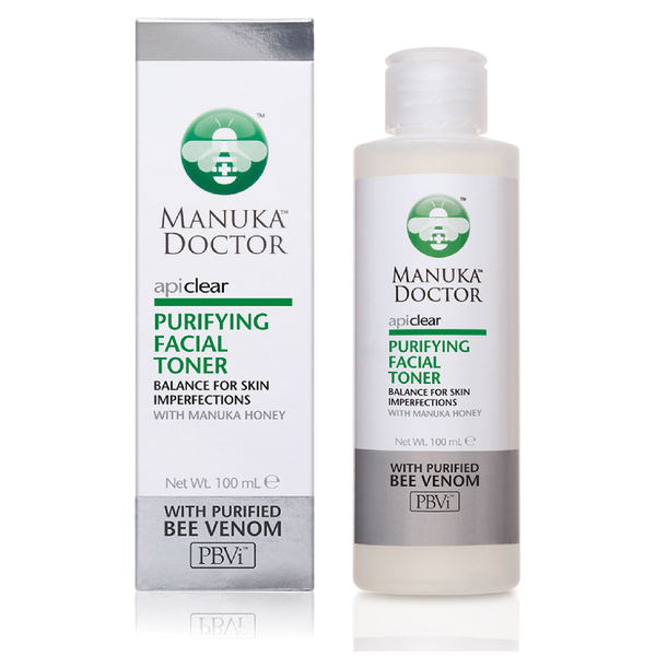 Manuka Doctor ApiClear Purifying Facial Toner 100ml