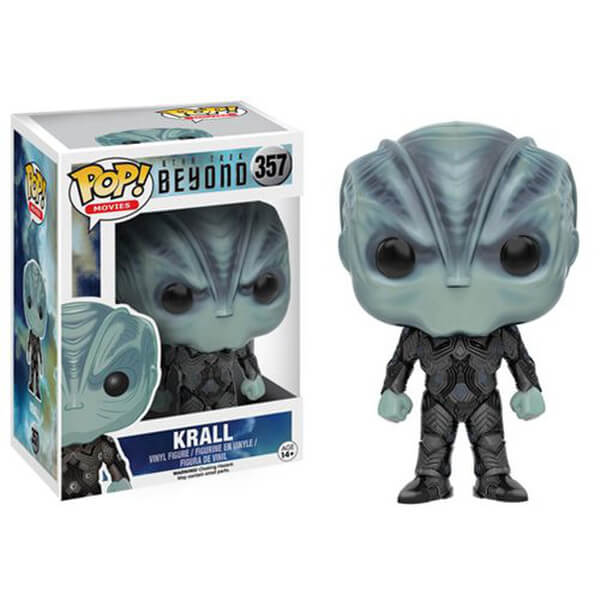 Figurine Krall Star Trek : Sans limites Funko Pop!