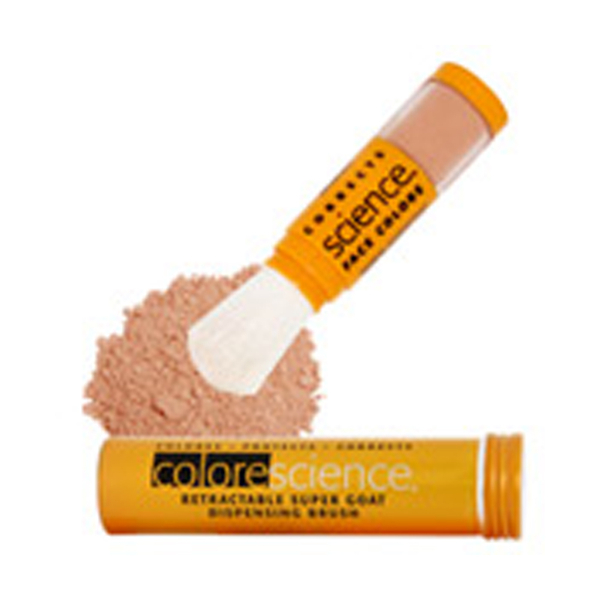 Colorescience Pro Retractable Foundation Brush SPF 20 - Not Too Deep