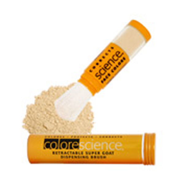 Colorescience Pro Retractable Foundation Brush SPF 20 - Pass The Butter