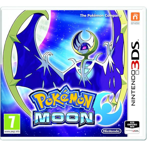 Pokemon Moon - Digital Download