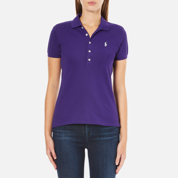 Polo Ralph Lauren Women's Julie Polo Shirt - Chalet Purple