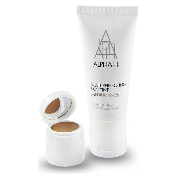 Alpha-H Multi Perfecting Skin Tint Medium/Dark