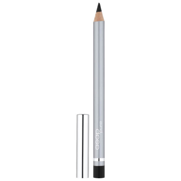 asap mineral eye pencil- black