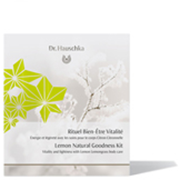 Dr Hauschka Lemon Nautral Goodnes Kit - Limited Edition
