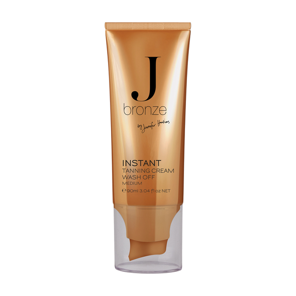 Jbronze Instant Tanning Cream - Medium
