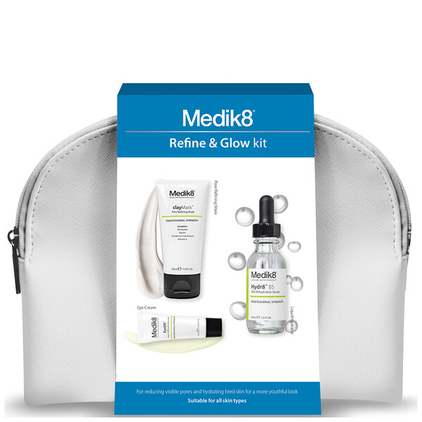 Medik8 Refine & Glow Kit