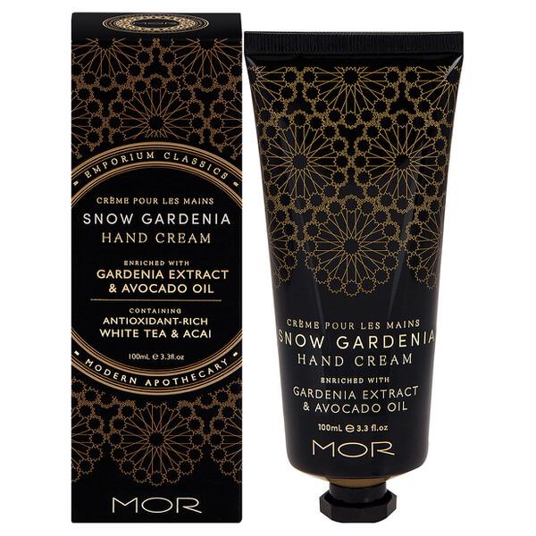 MOR Emporium Classics - Snow Gardenia Hand Cream