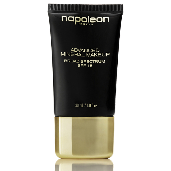 Napoleon Perdis Advanced Mineral Makeup SPF15 - Look 3