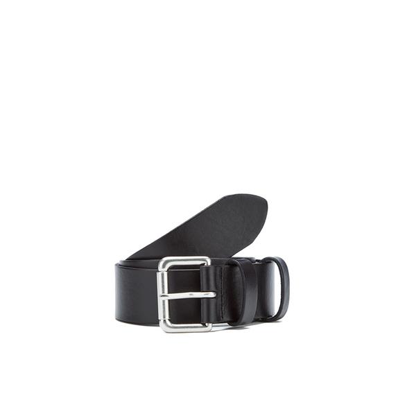 Polo Ralph Lauren Men's Leather Belt - Black