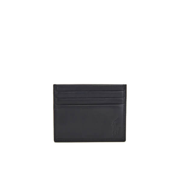 Polo Ralph Lauren Men's Card Case - Black