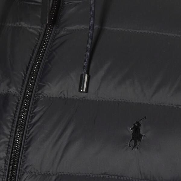 d1cf11e06ab912 Polo Ralph Lauren Men s Lightweight Down Jacket - Polo Black - Free ...