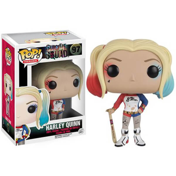 Suicide Squad Harley Quinn 3 Inch Pop! Vinyl Figure