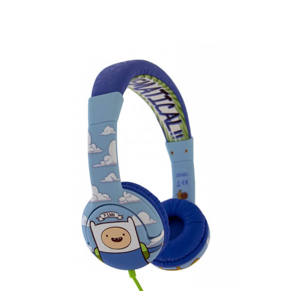 Casque audio Adventure Time Jake and Finn