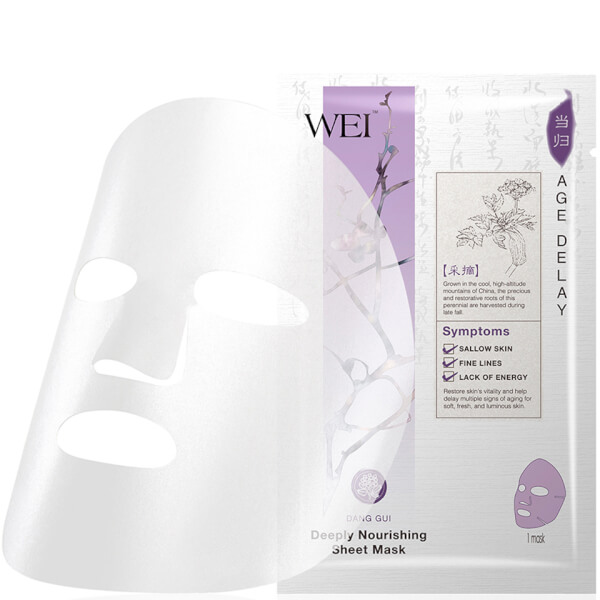 WEI Dang Gui Deeply Nourishing Sheet Mask