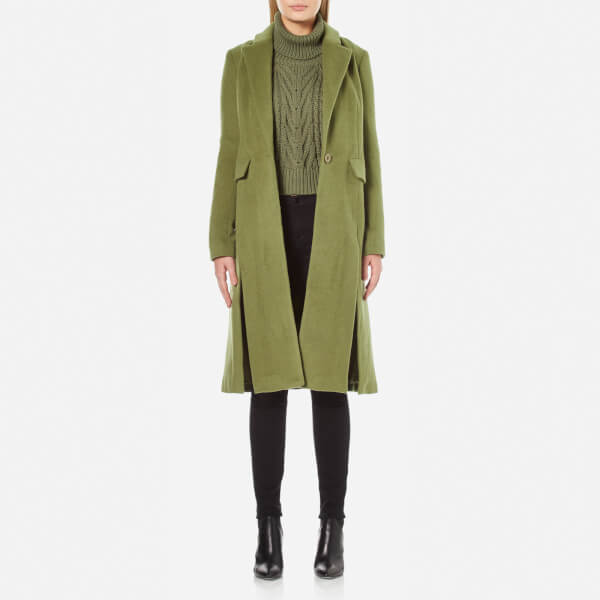 C/MEO COLLECTIVE Women's Easy Street Coat - Khaki