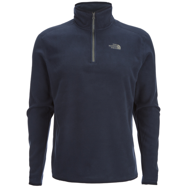 North Face Men Glacier Zip Fleece Urban