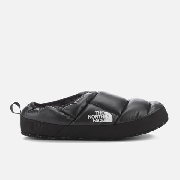 The North Face Men's NSE Tent Mule III Slippers - Black Herringbone