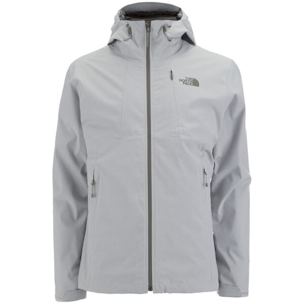 The North Face Men's ThermoBall™ Triclimate® Jacket - Light Grey Heather:  Image 1