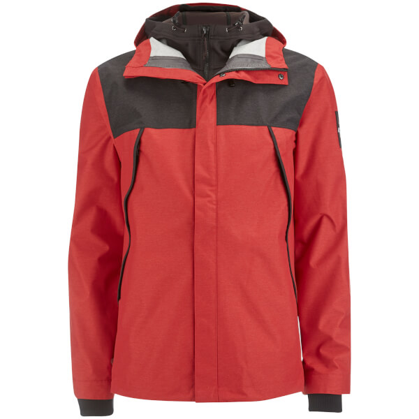 90a41fb5bb4 The North Face Men s 1990 Mountain Triclimate Jacket - Red Dark Heather   Image 1