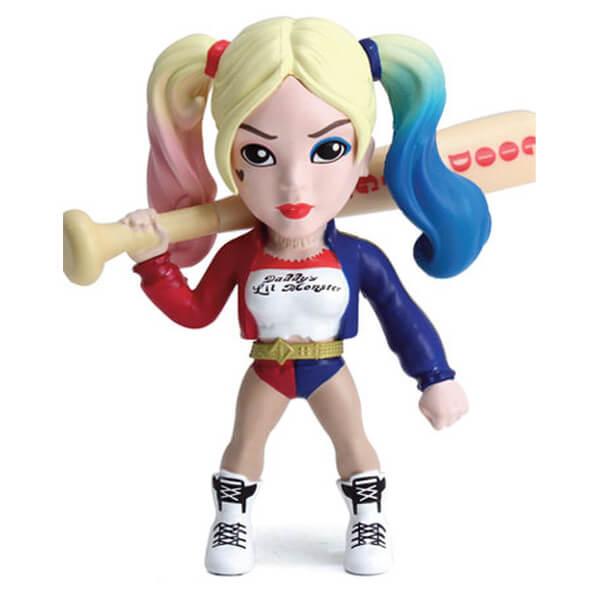 Suicide Squad Harley Quinn Metals Diecast Figure