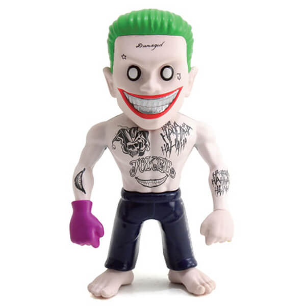 Suicide Squad The Joker Metals Diecast Figure