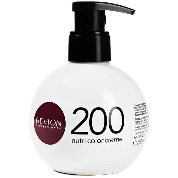 Nutri Color Crème Revlon Professional 200 Burgundy Violet 250 ml