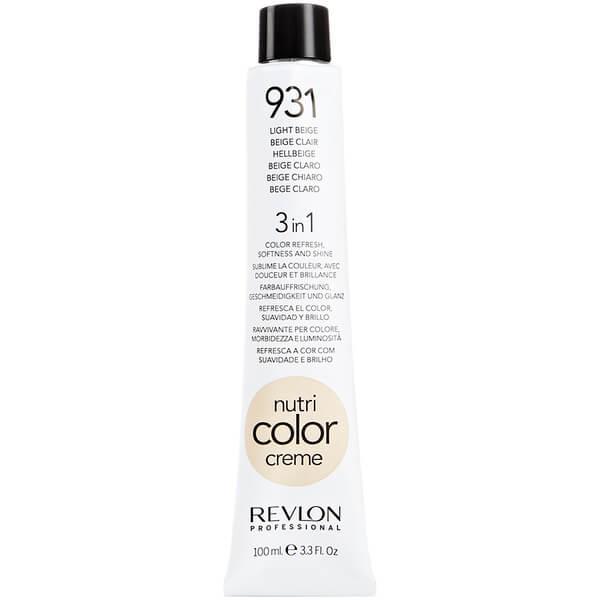 Revlon Professional Nutri Color Creme 931 Beige 100 Ml Gesundheit