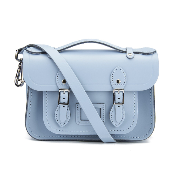 The Cambridge Satchel Company Women's Mini Satchel - Periwinkle Blue