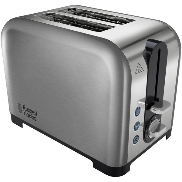 Russell Hobbs 22390 Canterbury 2 Slice Toaster - Stainless Steel