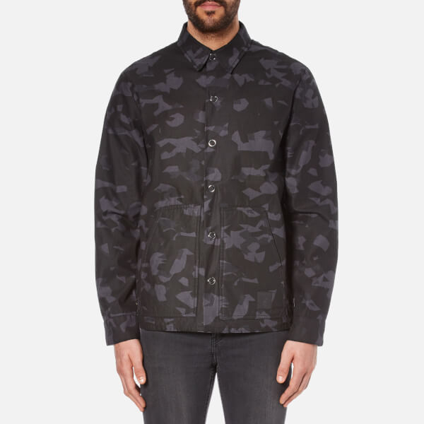 Cheap Monday Men's Overshirt Jacket - Dark Grey