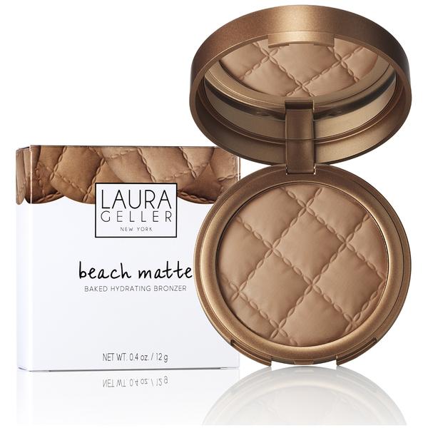 Laura Geller Beach Matte Baked Hydrating Bronzer